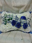 musical pillow tribute