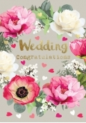 ' wedding congratulations' gift card