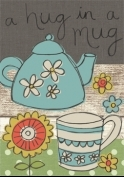 'a hug in a mug' Gift Card