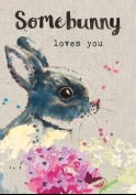 'Somebunny loves you'
