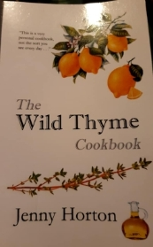 The Wild Thyme cookbook